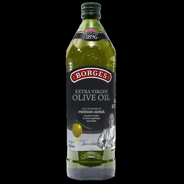 名廚嚴選橄欖油-百格仕西班牙橄欖油推薦頂級油品,米其林三星名廚Ferran Adrià嚴選橄欖果冷壓製成。 1