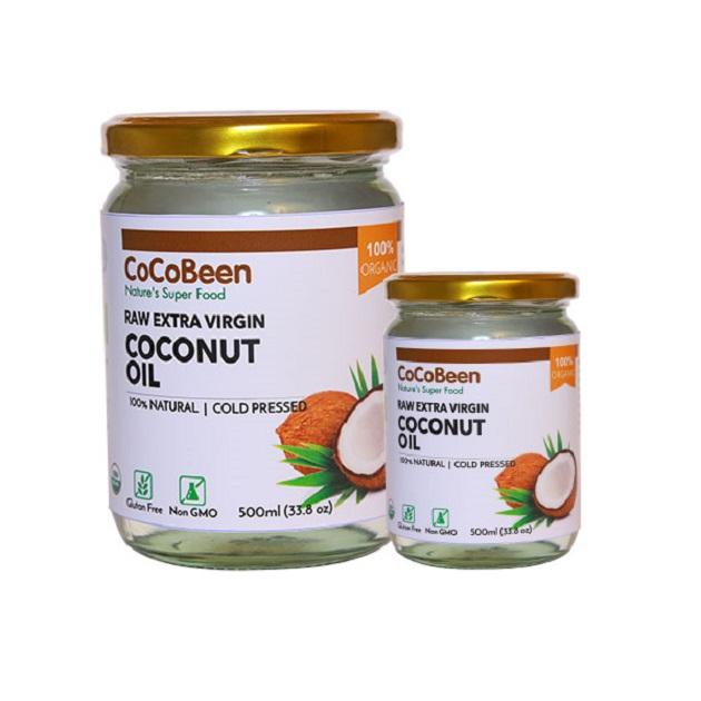 斯里蘭卡CoCoBeen初榨冷壓椰子油 - 100%初榨冷壓椰子油, 100%斯里蘭卡原裝原瓶進口, 月桂酸含量高達52%, 是製作防彈咖啡最推薦的選擇。 1